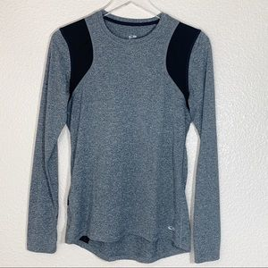 C9 Duo Dry Long Sleeve Activewear Pullover Top